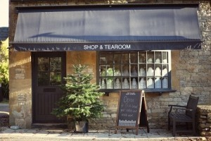 Temple Guiting shop and tearoom